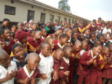 Clowns Without Borders Project in South Africa -