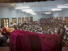 Clowns Without Borders Project in Sri Lanka - 2014